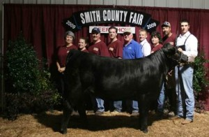 Grand Champion Heifer Wlr Ulani